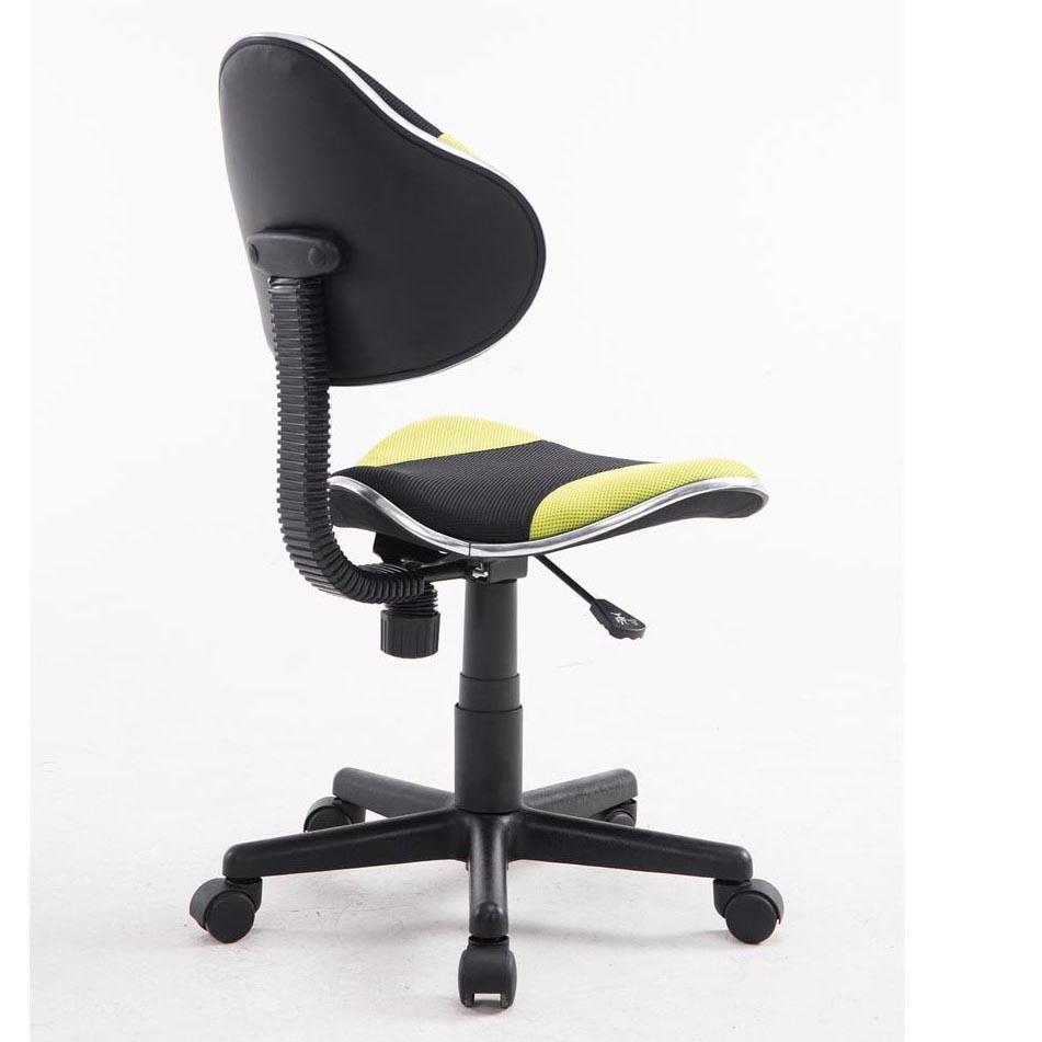 Silla escritorio juvenil baster en malla transpirable color verde silla escritorio juvenil - Sillas escritorio juvenil ...