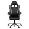 Sillón Gaming RACER PRO I, Gran diseño Deportivo, apta uso 8h/día, Color Gris/Negro